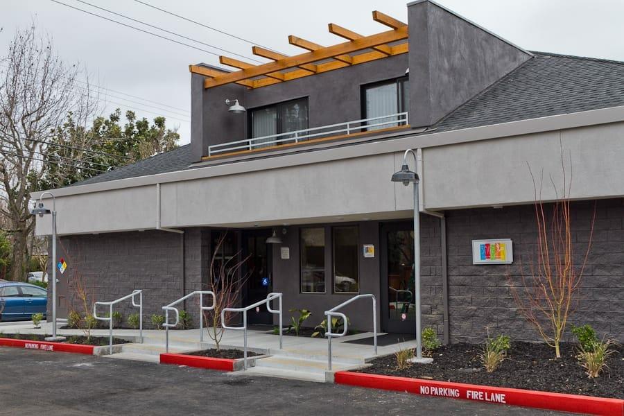 Rinnovo Group Medical Construction Services | Sacramento California | Dentist Exterior