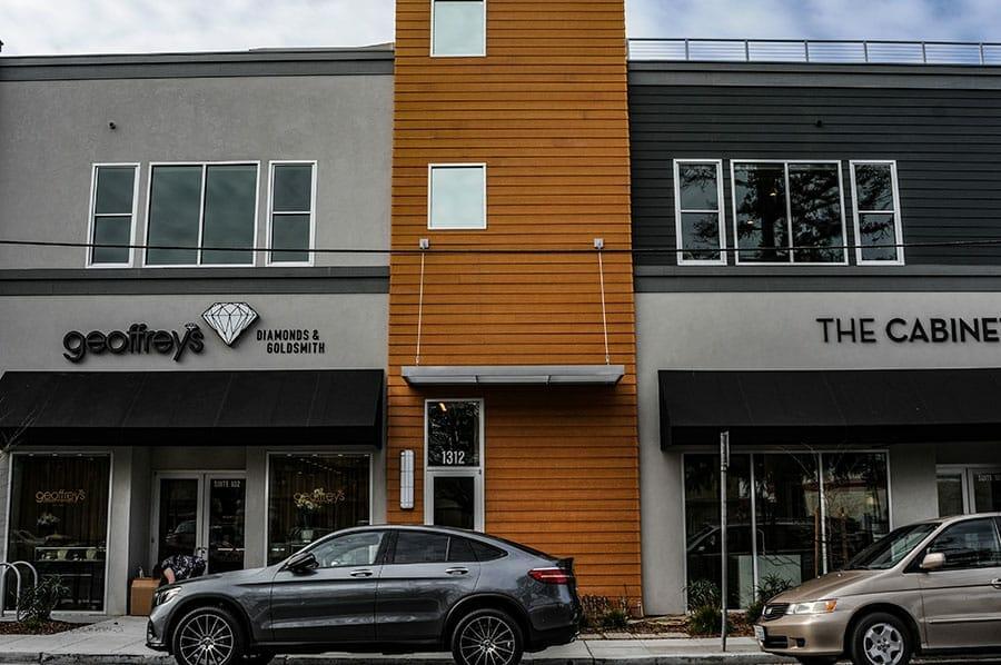 Rinnovo Group Medical Construction Services | Sacramento California | Exterior