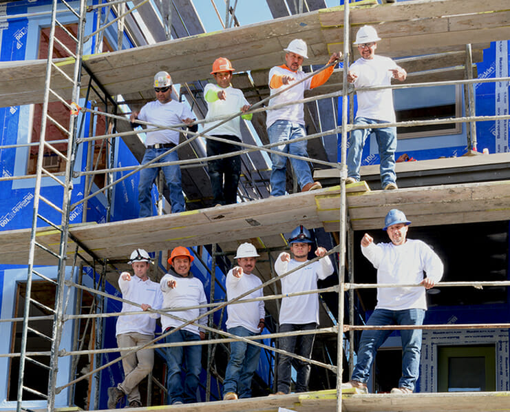 Rinnovo Group Culture & Our Team | Construction Services